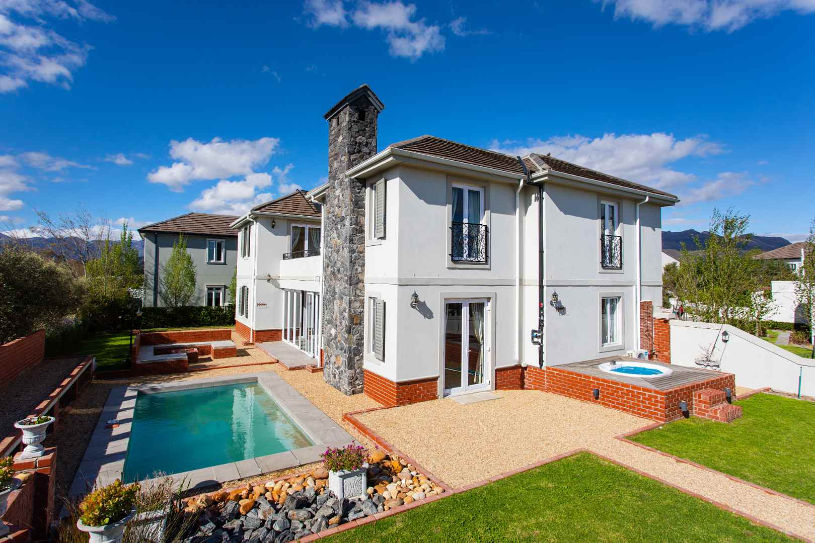 4 Bedroom home for sale in Val de Vie Estate